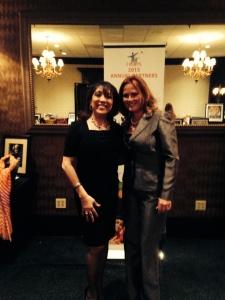Bea Ramirez, TRC with Bristol Myers - Suibb colleague